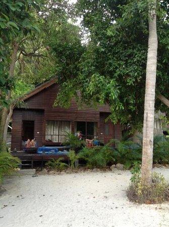 Haadlad Prestige Resort & Spa : les 2 chambres