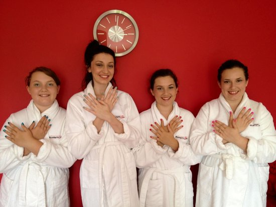 Huntingdon Spa: Sweet Sixteen Spa Day and Makeover