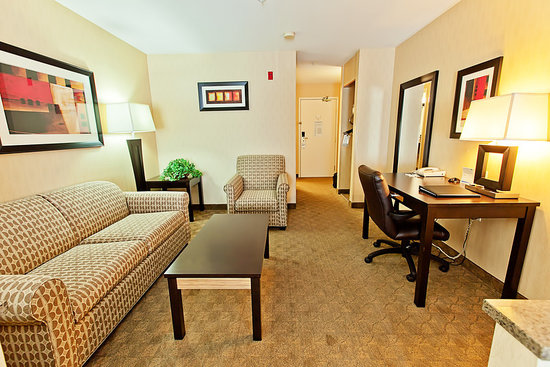 Holiday Inn Express Bothell-Canyon Park (I-405) : King Suite