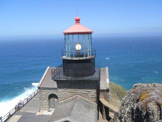 Lobos Lodge: Point Sur Lighthouse