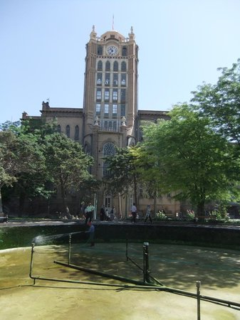 Municipality Building of Tabriz