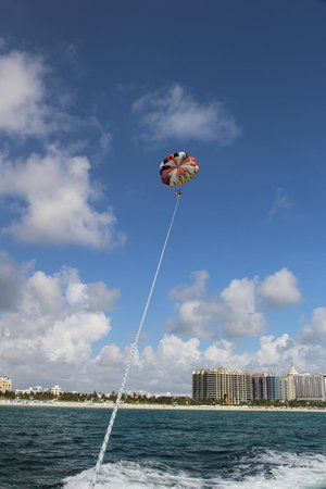 South Beach Parasail Parasailing