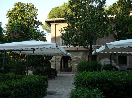 The Church Village : le parc de l'hotel