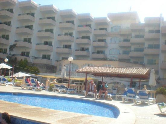 Sol Lunamar Apartments: Hotel