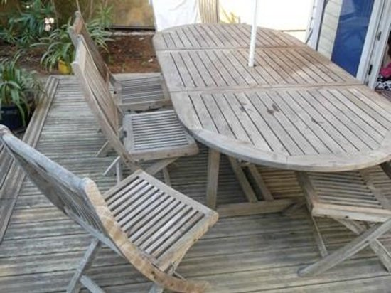 mobilier de jardin picture of camping parc et plage hyeres tripadvisor. Black Bedroom Furniture Sets. Home Design Ideas