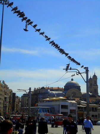 Elite Turkey Tour: Taksim