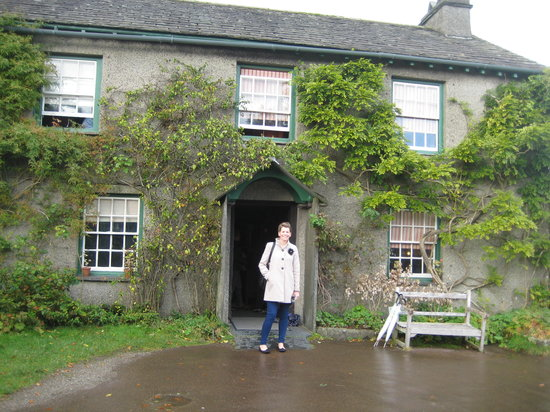 Hill Top, Beatrix Potter's House: Picturesque - even in the rain!