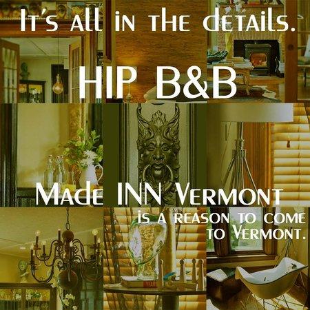 Made INN Vermont An Urban Chic Bed And Breakfast Best Burlington Weekend