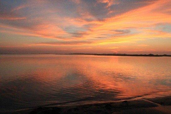 Assateague Island National Seashore: Dawn bayside