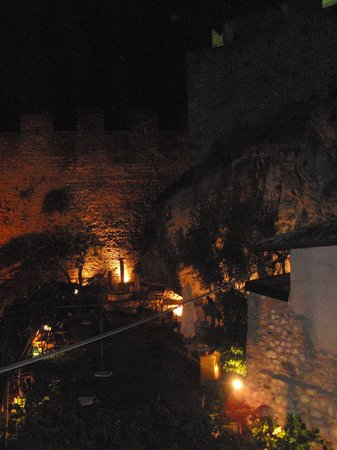 Ristorante Paradiso Perduto: By night