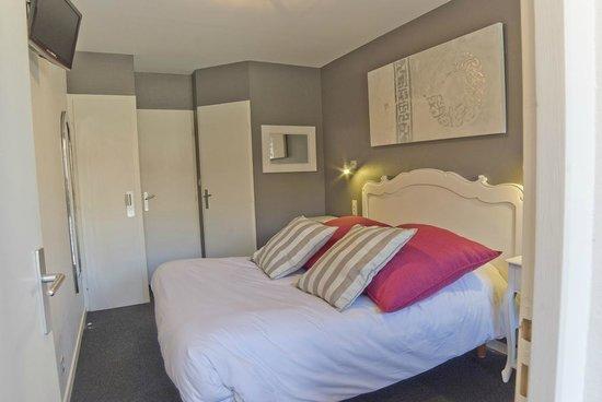 Hotel du Lac de Madine: Chambre Annexe 2 avec douche