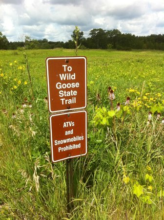 Honeybee Inn Bed & Breakfast: Wild Goose Trail