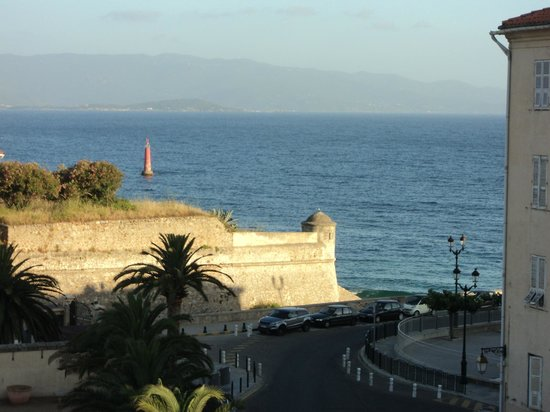 Hotel San Carlu Citadelle : ajaccio et sa citadelle
