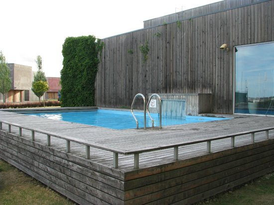 Georg Ots Spa Hotel: hotel open pool