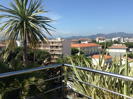 Residence Villa Romana: view from roof