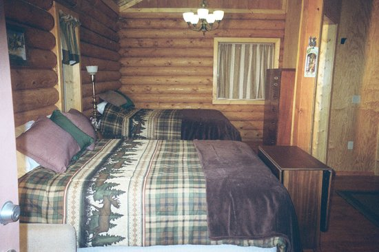 Lozeau Lodge : The Elk is very luxurious and comfortable.