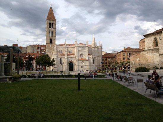 Catedral de Nuestra Senora de la Asuncion: Vistas desde la catedral