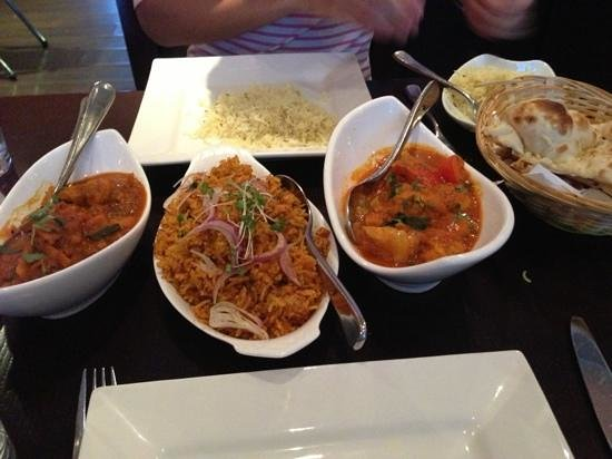 Royal Spice Indian Restaurant: Fantastic Food