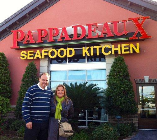 Pappadeaux Houston: Pappadeaux Seafood Kitchen Katy Fwy, Houston
