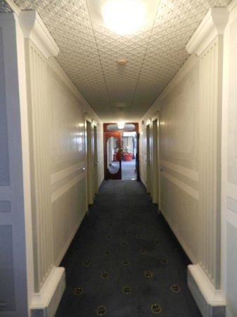 Hotel Il Burchiello: Hallway