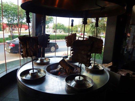 Fogo de Chao Brazilian Steakhouse: Rotisserie at it's finest