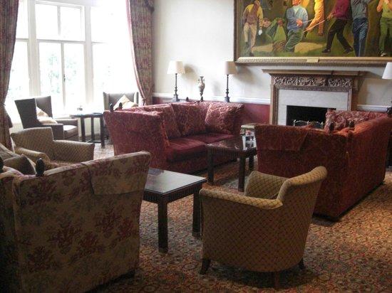 Macdonald Rusacks Hotel: Front lobby