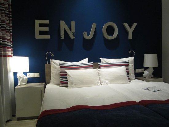 Estilo Fashion Hotel: ok hotel, clean and fresh