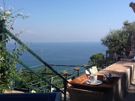 Orto Paradiso: coffee time