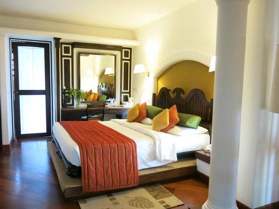 Cinnamon Lodge Habarana : habitacion deluxe