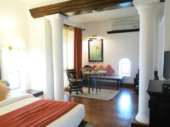 Cinnamon Lodge Habarana : habitacion