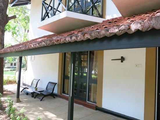 Cinnamon Lodge Habarana: casa/habitación