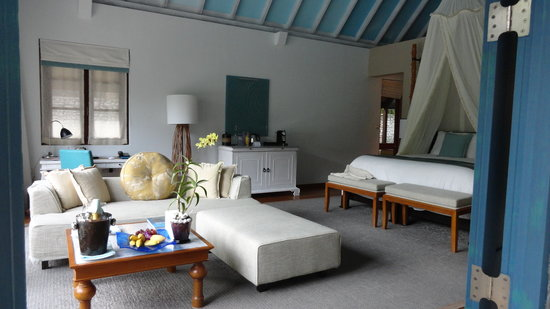 Four Seasons Resort Maldives at Landaa Giraavaru: Our villa
