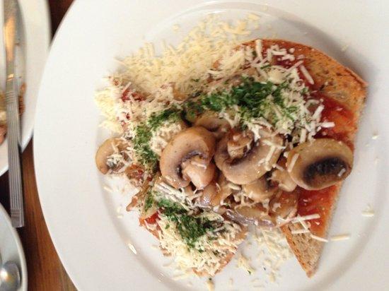 Timoney's: 'Simply Mushrooms' - simply amazing!!