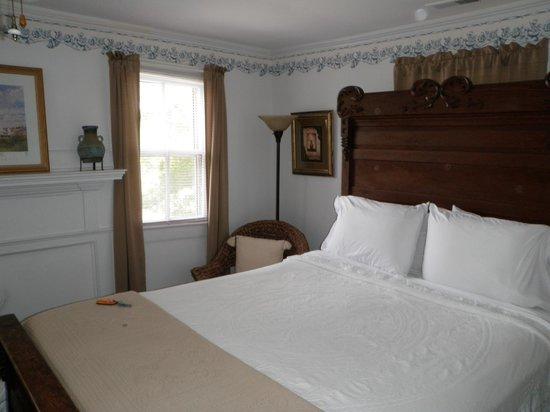 The Inn on Turner: Captain Jack's Room
