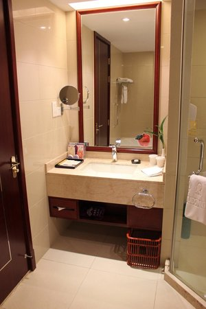 Loudong Hotel : Bathroom