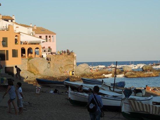 Hotel Alga: Calella de Palafrugell