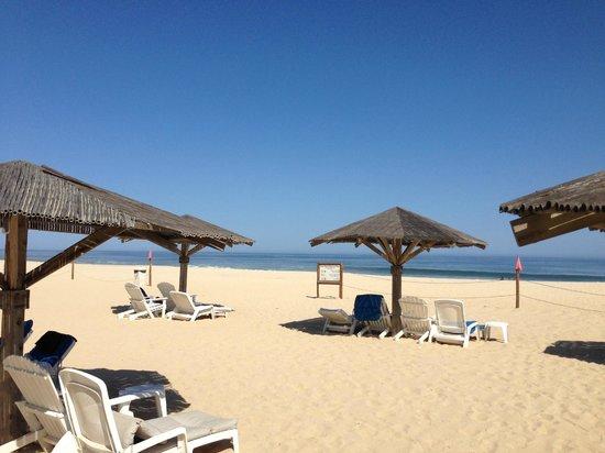 Posada Real Los Cabos: beach palapas