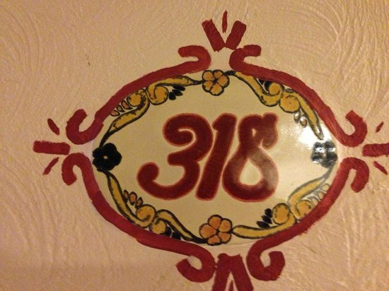 Posada Real Los Cabos: room number