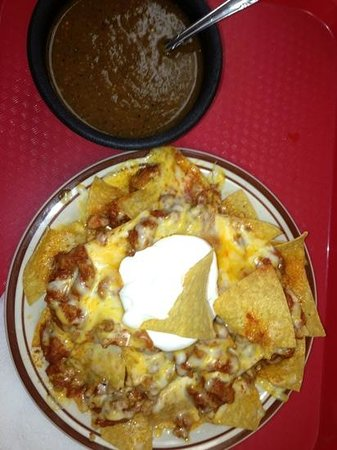 Guadalajara Taco Shop: el pastor nachos
