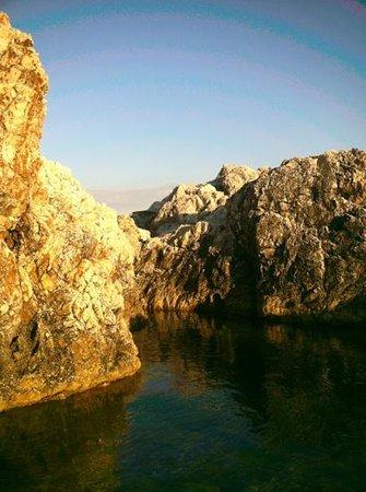 Isola di Eea: una delle piscine