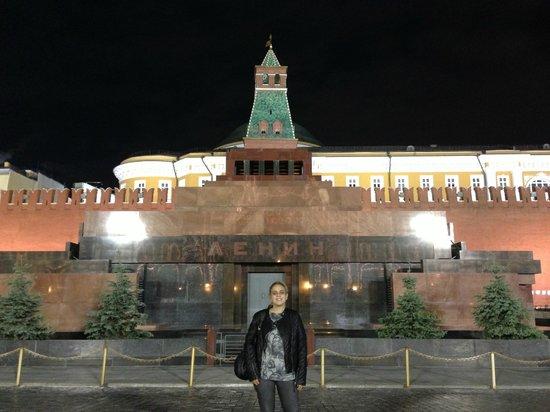 Lenin's Mausoleum : Mausoleo de Lenin