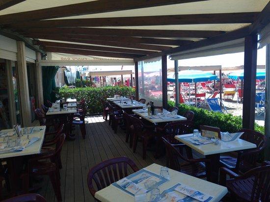 Hotel Pineta Mare: Bagno Sole - Bar_Ristorante
