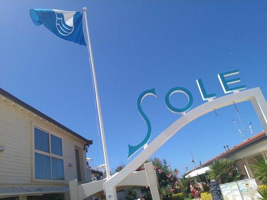 Hotel Pineta Mare : Bagno Sole 2013