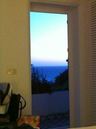 Isola di Eea: vista dalla nostra stanza (Rosmarino)