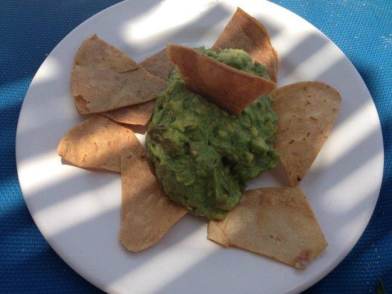 Posada Real Los Cabos: guacamole