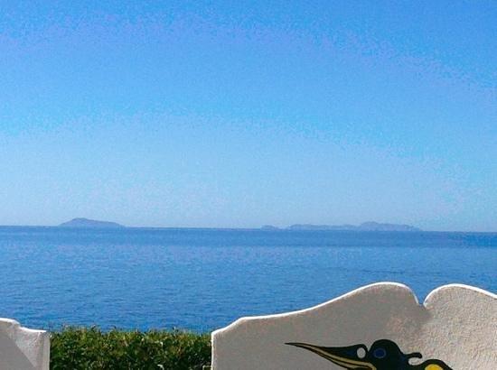 Isola di Eea: Ponza e Zannone