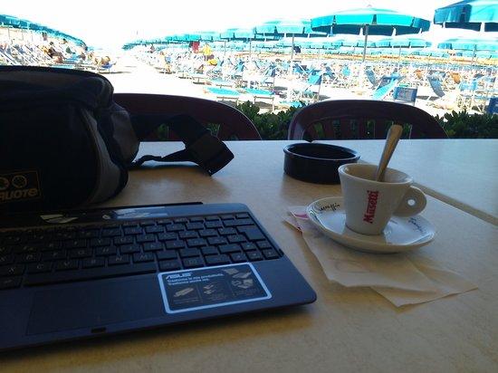Hotel Pineta Mare: Colazione_Caffè Bagno Sole