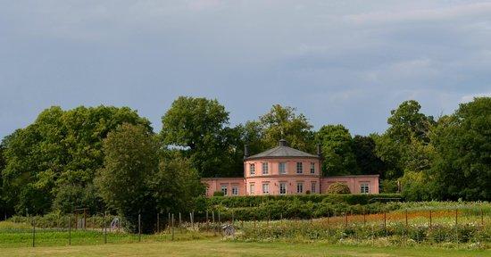 Rosendals Garden: Vista del palazzo