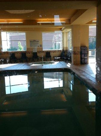 Courtyard Omaha La Vista: Pool