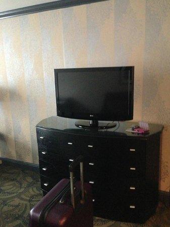 Crowne Plaza Costa Mesa Orange County : Television